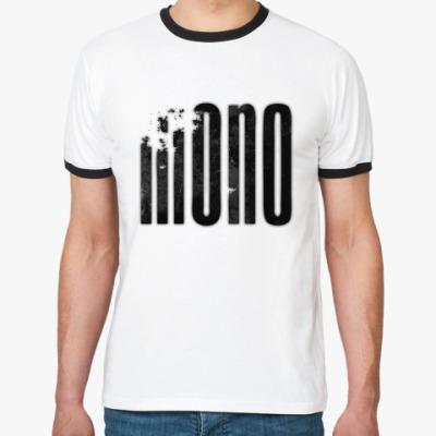 Футболка Ringer-T Mono
