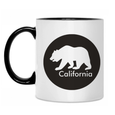 Кружка CA States
