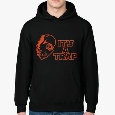 Толстовка худи It's a trap