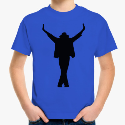 Детская футболка Michael Jackson