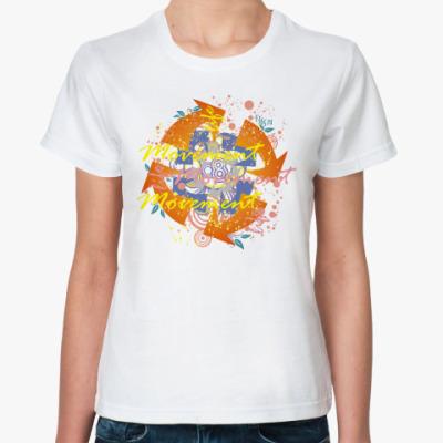 Классическая футболка Movement