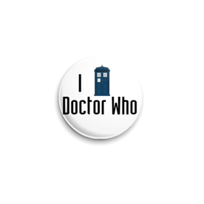 I Love Doctor Who (WHO31)
