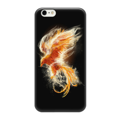 Чехол для iPhone 6/6s Птица Феникс Fenix bird