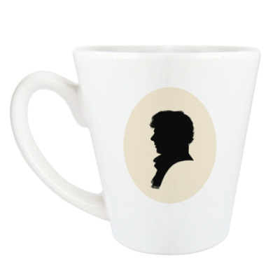 Чашка Латте Sherlock