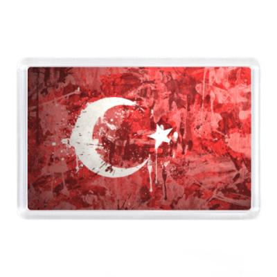 Магнит Флаг Турции
