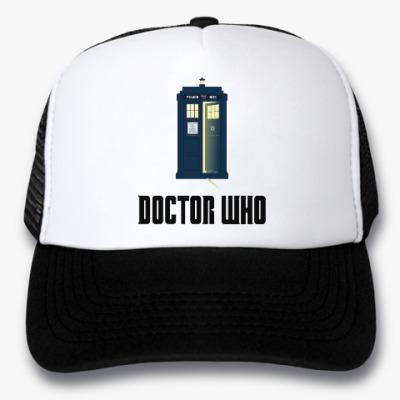 Кепка-тракер Doctor Who
