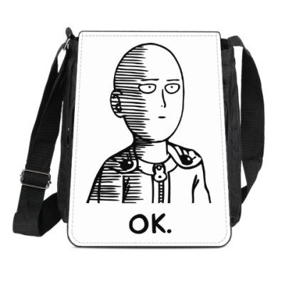 Сумка-планшет One-Punch Man