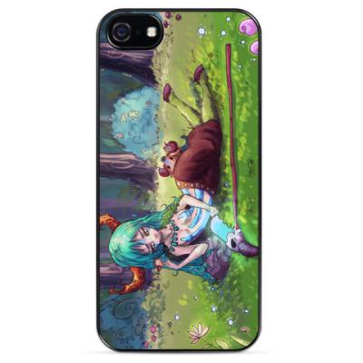 Чехол для iPhone Furion-girl