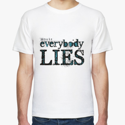 Футболка House - Everybody Lies