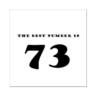 Наклейка (стикер)  73