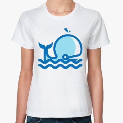 Классическая футболка Кашелот
