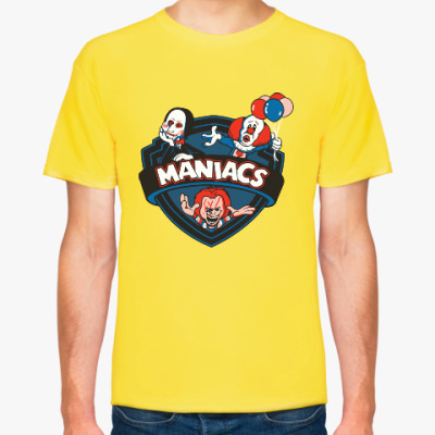 Футболка Maniacs