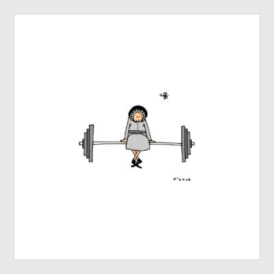 Постер Victorian Gym