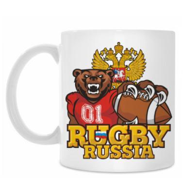 Кружка Регби Rugby Мяч для Регби