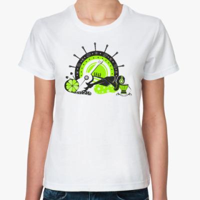 Классическая футболка Африканский Мус
