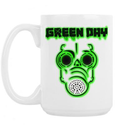 Кружка Green Day