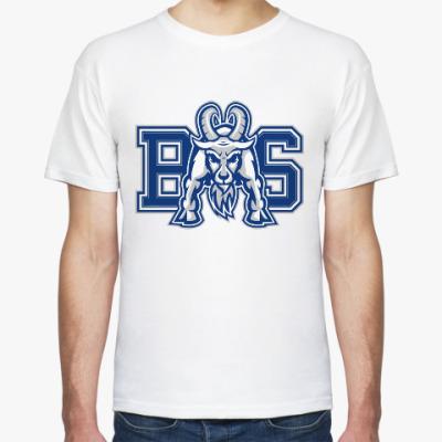 Футболка Реальные Парни (Blue Mountain State) BMS