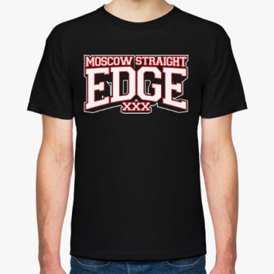 Футболка Moscow Straight Edge