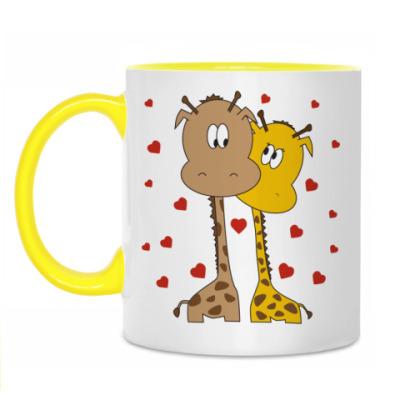 Кружка Жирафы