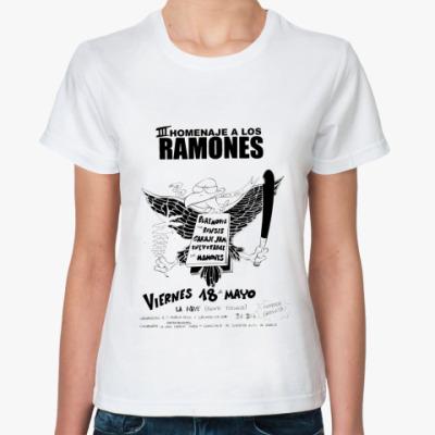 Классическая футболка Los Ramones