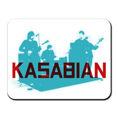 Коврик для мыши Kasabian