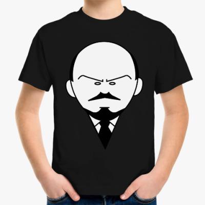 Детская футболка Ленин
