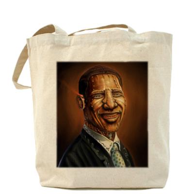 Сумка  Стимпанк Обама