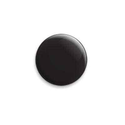 Значок 25мм «Black»