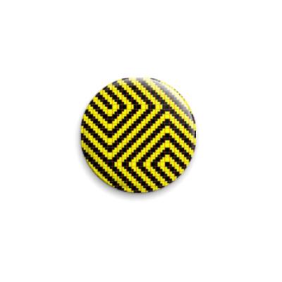 Значок 25мм Безымянный  25 мм