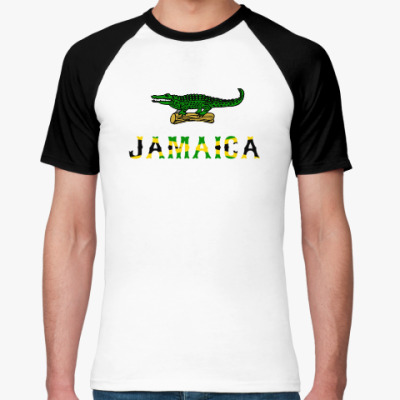 Футболка реглан Jamaica ProstoGeo