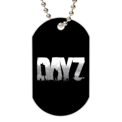 Жетон dog-tag DayZ