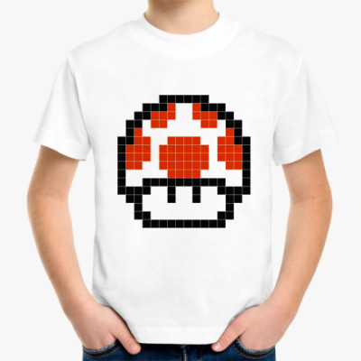 Детская футболка Грибок