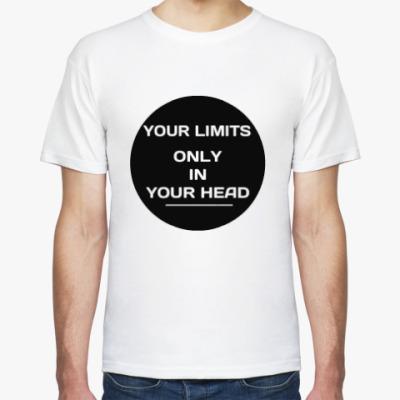 Футболка No Limits