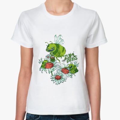 Классическая футболка Zombees футболка