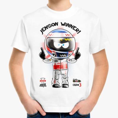 Детская футболка JENSON WINNER