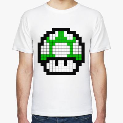 Футболка Гриб из Марио