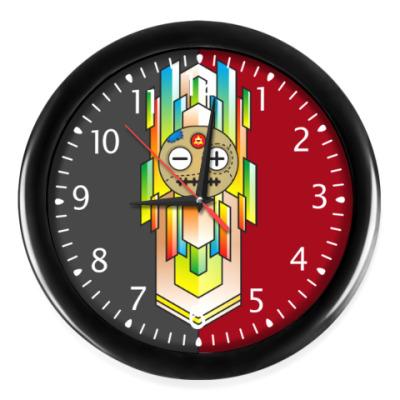 Часы Woodoo head