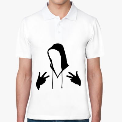 Рубашка поло Рэпер