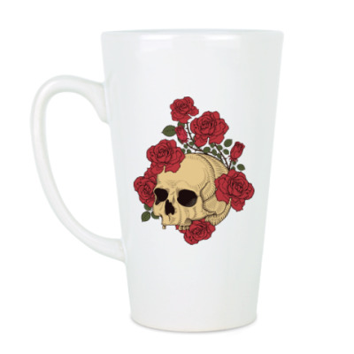 Чашка Латте The Dead Garden