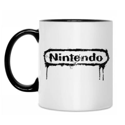 Кружка Nintendo