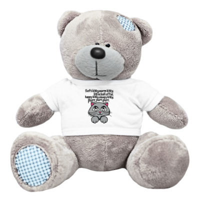 Плюшевый мишка Тедди Песня Шелдона и Пенни