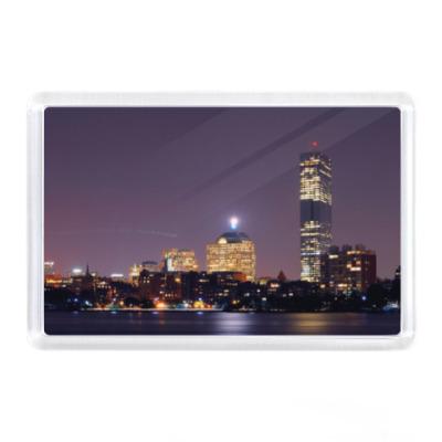 Магнит Бостон, Boston