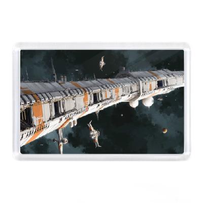 Магнит Космическая станция