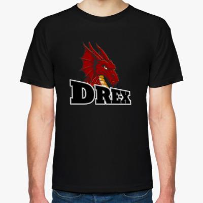 Футболка RED DRAGON REX