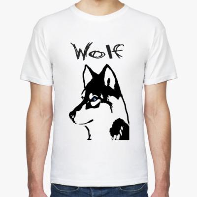 Футболка Wolf