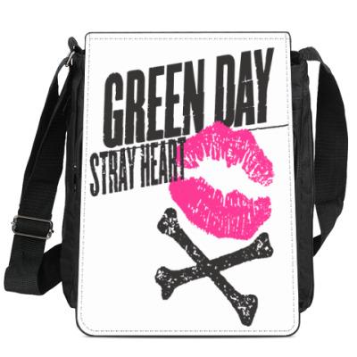 Сумка-планшет Green Day