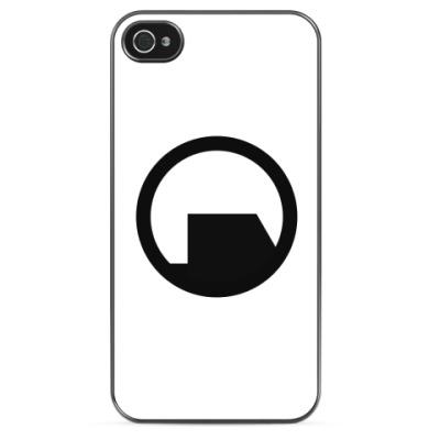 Чехол для iPhone Black Mesa