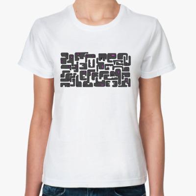 Классическая футболка BAS