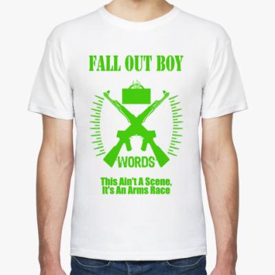 Футболка Fall Out Boy
