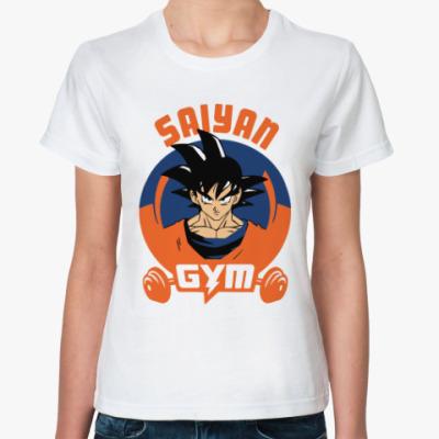 Классическая футболка Сон Гоку